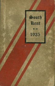 1935 Edition, South Kent High School - Yearbook (South Kent, CT)