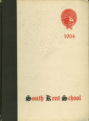 1954 Edition, South Kent High School - Yearbook (South Kent, CT)