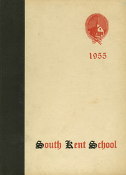 1955 Edition, South Kent High School - Yearbook (South Kent, CT)