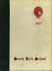 1957 Edition, South Kent High School - Yearbook (South Kent, CT)