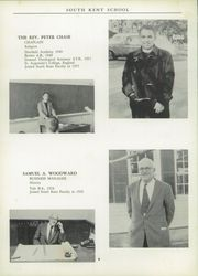 Page 12, 1958 Edition, South Kent High School - Yearbook (South Kent, CT) online yearbook collection