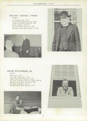 Page 13, 1958 Edition, South Kent High School - Yearbook (South Kent, CT) online yearbook collection