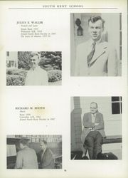 Page 16, 1958 Edition, South Kent High School - Yearbook (South Kent, CT) online yearbook collection
