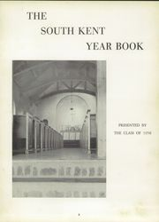 Page 7, 1958 Edition, South Kent High School - Yearbook (South Kent, CT) online yearbook collection