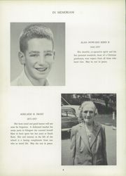 Page 8, 1958 Edition, South Kent High School - Yearbook (South Kent, CT) online yearbook collection