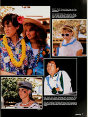 Page 11, 1988 Edition, Irvine High School - Citadel Yearbook (Irvine, CA) online yearbook collection
