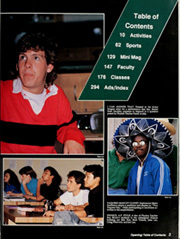 Page 7, 1988 Edition, Irvine High School - Citadel Yearbook (Irvine, CA) online yearbook collection