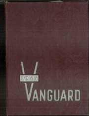 1945 Edition, University of Hartford - Yearbook (Hartford, CT)