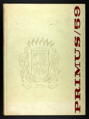 1959 Edition, University of Hartford - Yearbook (Hartford, CT)