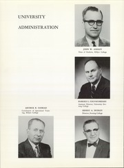 Page 10, 1961 Edition, University of Hartford - Yearbook (Hartford, CT) online yearbook collection