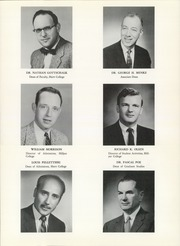 Page 11, 1961 Edition, University of Hartford - Yearbook (Hartford, CT) online yearbook collection