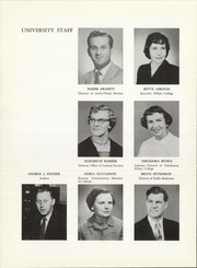 Page 12, 1961 Edition, University of Hartford - Yearbook (Hartford, CT) online yearbook collection