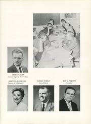Page 13, 1961 Edition, University of Hartford - Yearbook (Hartford, CT) online yearbook collection