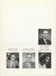 Page 14, 1961 Edition, University of Hartford - Yearbook (Hartford, CT) online yearbook collection