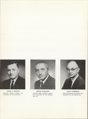 Page 8, 1961 Edition, University of Hartford - Yearbook (Hartford, CT) online yearbook collection
