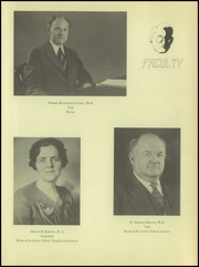 Page 13, 1939 Edition, Hopkins School - Per Annos Yearbook (New Haven, CT) online yearbook collection
