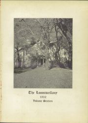 Page 5, 1932 Edition, Loomis Chaffee High School - Confluence Yearbook (Windsor, CT) online yearbook collection