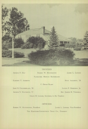 Page 8, 1946 Edition, Loomis Chaffee High School - Confluence Yearbook (Windsor, CT) online yearbook collection