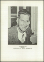 Page 12, 1951 Edition, Loomis Chaffee High School - Confluence Yearbook (Windsor, CT) online yearbook collection