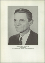 Page 12, 1952 Edition, Loomis Chaffee High School - Confluence Yearbook (Windsor, CT) online yearbook collection