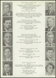 Page 14, 1952 Edition, Loomis Chaffee High School - Confluence Yearbook (Windsor, CT) online yearbook collection