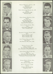 Page 16, 1952 Edition, Loomis Chaffee High School - Confluence Yearbook (Windsor, CT) online yearbook collection