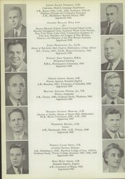 Page 14, 1954 Edition, Loomis Chaffee High School - Confluence Yearbook (Windsor, CT) online yearbook collection