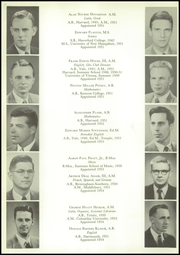 Page 16, 1955 Edition, Loomis Chaffee High School - Confluence Yearbook (Windsor, CT) online yearbook collection