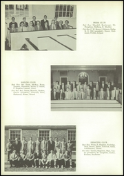 Page 82, 1955 Edition, Loomis Chaffee High School - Confluence Yearbook (Windsor, CT) online yearbook collection