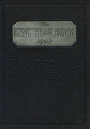 Kent School - Kent Yearbook (Kent, CT) online yearbook collection, 1926 Edition, Page 1