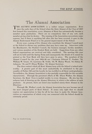 Page 126, 1936 Edition, Kent School - Kent Yearbook (Kent, CT) online yearbook collection