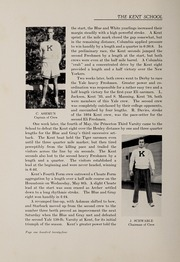 Page 130, 1936 Edition, Kent School - Kent Yearbook (Kent, CT) online yearbook collection
