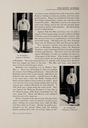 Page 138, 1936 Edition, Kent School - Kent Yearbook (Kent, CT) online yearbook collection