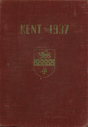 Kent School - Kent Yearbook (Kent, CT) online yearbook collection, 1937 Edition, Page 1