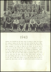 Page 15, 1943 Edition, Kent School - Kent Yearbook (Kent, CT) online yearbook collection