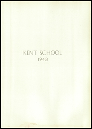 Page 7, 1943 Edition, Kent School - Kent Yearbook (Kent, CT) online yearbook collection