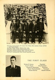 Admiral Billard Academy - Admiral Yearbook (New London, CT) online yearbook collection, 1938 Edition, Page 16