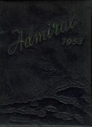 1953 Edition, Admiral Billard Academy - Admiral Yearbook (New London, CT)