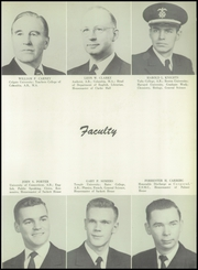 Page 11, 1953 Edition, Admiral Billard Academy - Admiral Yearbook (New London, CT) online yearbook collection