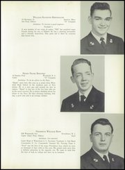 Page 15, 1953 Edition, Admiral Billard Academy - Admiral Yearbook (New London, CT) online yearbook collection
