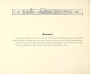 Page 8, 1927 Edition, Pomfret School - Griffin Yearbook (Pomfret, CT) online yearbook collection