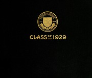1929 Edition, Pomfret School - Griffin Yearbook (Pomfret, CT)