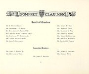 Page 14, 1929 Edition, Pomfret School - Griffin Yearbook (Pomfret, CT) online yearbook collection