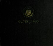 1930 Edition, Pomfret School - Griffin Yearbook (Pomfret, CT)