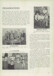 Page 17, 1952 Edition, Pomfret School - Griffin Yearbook (Pomfret, CT) online yearbook collection