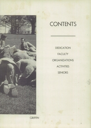 Page 7, 1952 Edition, Pomfret School - Griffin Yearbook (Pomfret, CT) online yearbook collection