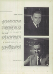 Page 9, 1952 Edition, Pomfret School - Griffin Yearbook (Pomfret, CT) online yearbook collection