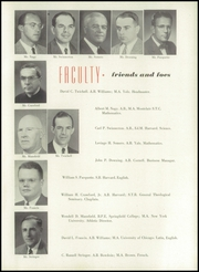 Page 11, 1953 Edition, Pomfret School - Griffin Yearbook (Pomfret, CT) online yearbook collection