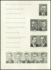 Page 12, 1953 Edition, Pomfret School - Griffin Yearbook (Pomfret, CT) online yearbook collection