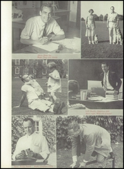 Page 13, 1953 Edition, Pomfret School - Griffin Yearbook (Pomfret, CT) online yearbook collection